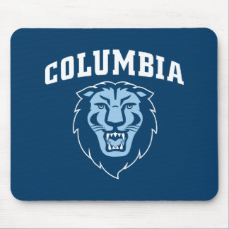 Columbia University | Lions Mouse Pad