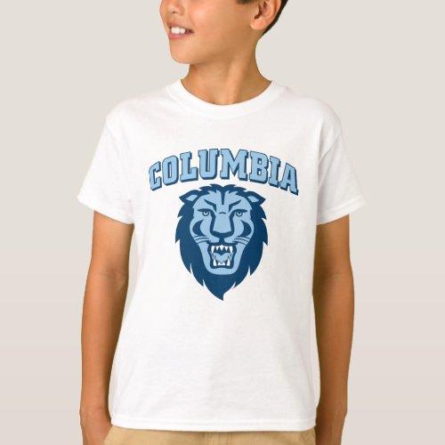 Columbia University  Lions T_Shirt