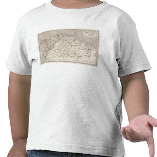 Columbia y Guayana Camiseta