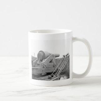 Columbiad Gun: 1865 Coffee Mug