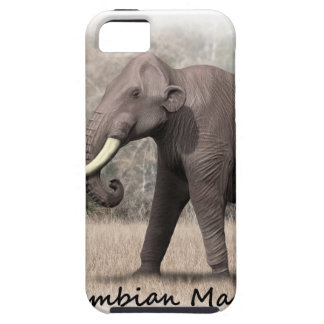 Columbian Mammoth iPhone SE/5/5s Case
