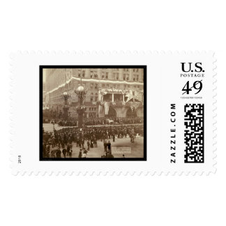 Columbian Parade Chicago IL 1892 Postage Stamps