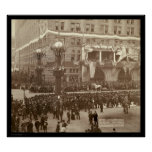 Columbian Parade Chicago IL 1892 Print