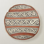 Columbian Round Pillow