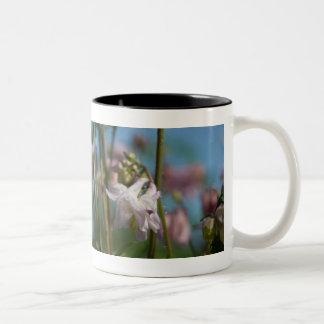 Columbine | Akelei Two-Tone Coffee Mug