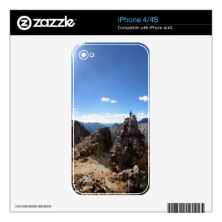Columbine and Chicago Basin - Weminuche Wilderness Skins For iPhone 4S
