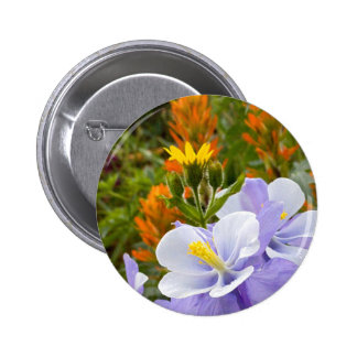 Columbine and Friends Pinback Buttons