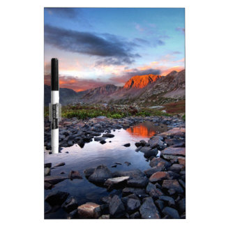 Columbine Basin - Weminuche Wilderness - Colorado Dry-Erase Board