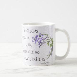 Columbine Bouquet Classic White Coffee Mug