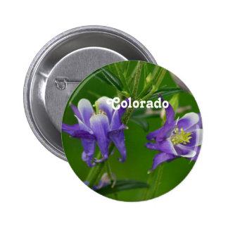 Columbine Button