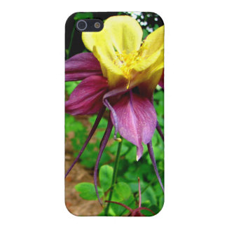 Columbine Cover For iPhone SE/5/5s