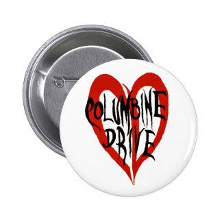 Columbine Drive Logo Pin