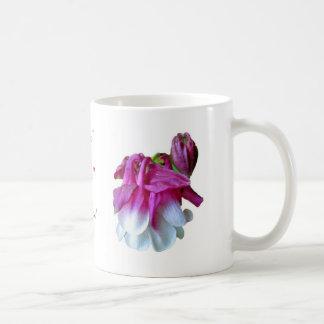 Columbine Floral Wedding Mug to Personalize