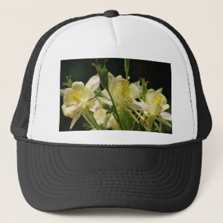 Columbine flower and its meaning trucker hat