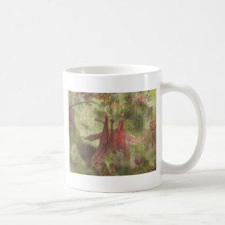Columbine Flower Digital Art Coffee Mug