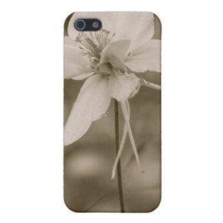 Columbine Flower iPhone SE/5/5s Cover
