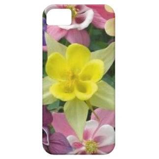 Columbine Flowers iPhone 5 Universal Case