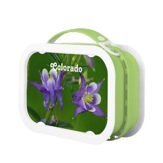 Columbine Lunch Box