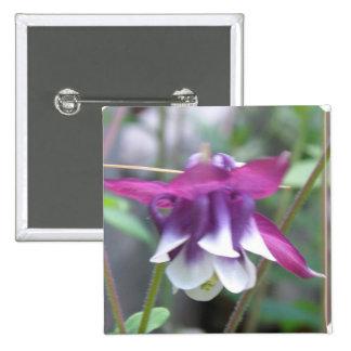Columbine Photos Square Pin