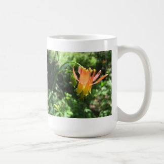 Columbine Wildflower Mug