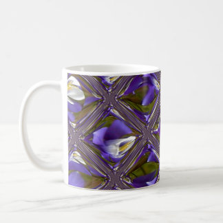 Columbines Classic White Coffee Mug