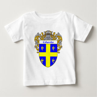 Columbo Coat of Arms (Mantled) Baby T-Shirt