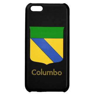 Columbo Historical Italian Surname Shield iPhone 5C Covers