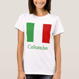 Columbo Italian Flag T-Shirt