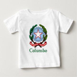 Columbo Republic of Italy Baby T-Shirt