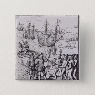 Columbus at Hispaniola 2 Button