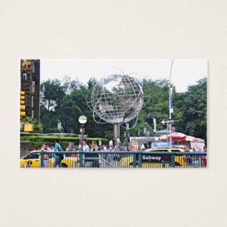 Columbus Circle Business Card