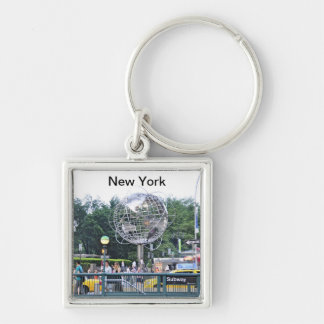 Columbus Circle Keychain