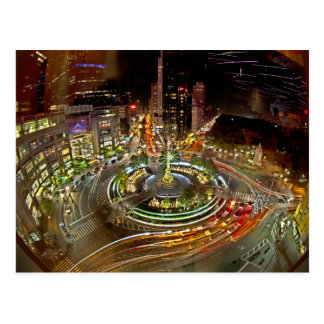 Columbus Circle, NYC Postcard