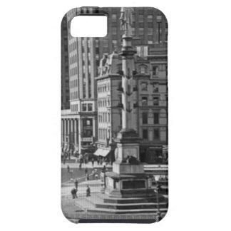 Columbus Circle Vintage Glass Slide iPhone 5 Case