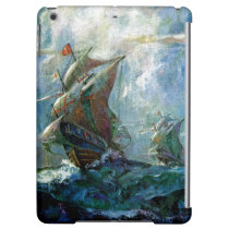 Columbus Day Cover For iPad Air