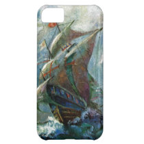 Columbus Day Cover For iPhone 5C