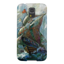 Columbus Day Galaxy S5 Cover