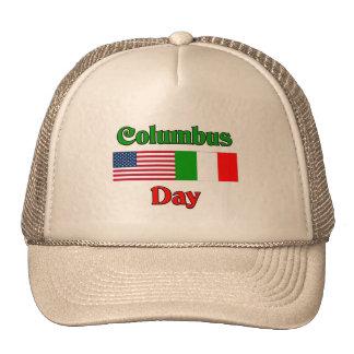 Columbus Day Trucker Hat