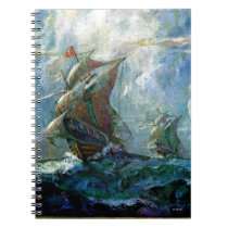 Columbus Day Notebook