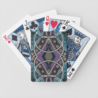 columbus deco variant bicycle playing cards