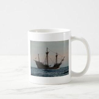 Columbus Era Ship Coffee Mug