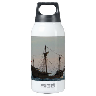 Columbus Era Ship Insulated Water Bottle