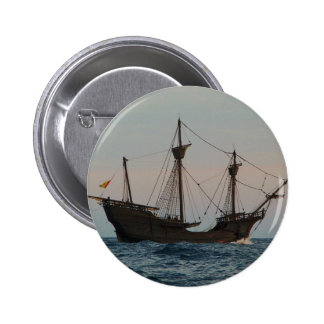Columbus Era Ship Pins