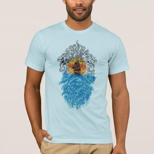 columbus face T-Shirt
