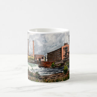 Columbus GA Phenix City AL landscape painting gift Coffee Mug