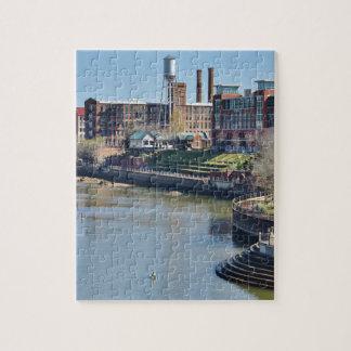 Columbus Ga River Front Puzzle