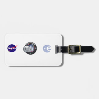 Columbus ISS Module Luggage Tag