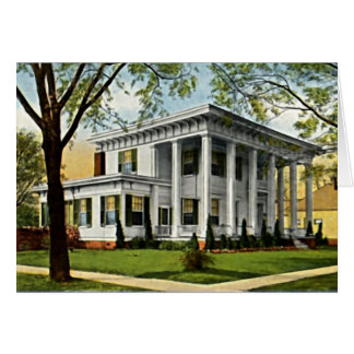 Columbus, Mississippi Greeting Card