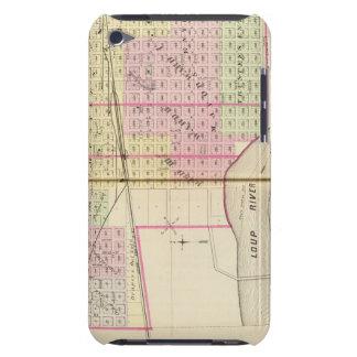 Columbus, Nebraska iPod Touch Case