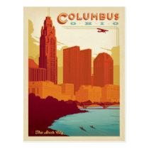 Columbus, OH Postcard